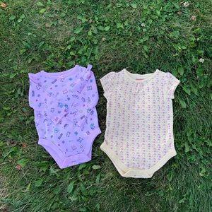 Little Girls Onesies Bundle